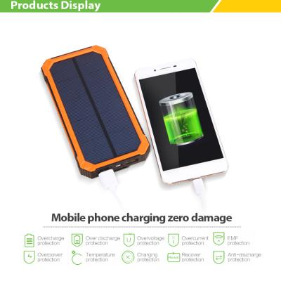 EM laptop portable energy panel cell power bank solar phone charger  - 副本